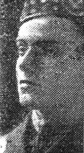 image of Second Lieutenant Downie-Leslie